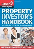 Property investor's handbook by Kate…