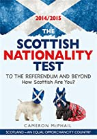 The Scottish Nationality Test 2014/15: To…