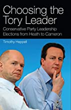 Choosing the Tory Leader: Conservative Party…
