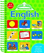 4-in-1 Spirals: ENGLISH [6-8 years] by Nina…