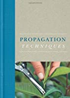 Propagation Techniques by Geoff Hodge