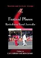 Festival Places: Revitalising Rural…