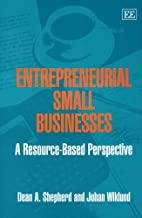Entrepreneurial Small Businesses: A…
