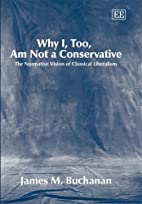 Why I, Too, Am Not a Conservative: The…