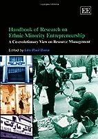 Handbook of Research on Ethnic Minority…