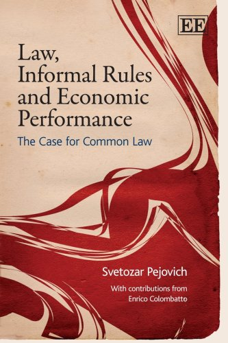 law-informal-rules-and-economic-performance-the-case-for-common-law