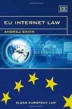 EU Internet Law (Elgar European Law series)…