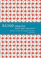 Rune Oracle Book and Cards Pack: Read the…
