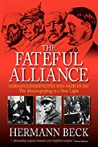 The Fateful Alliance: German Conservatives…
