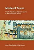 Schofield, John: Medieval Towns: The Archaeology Of British Towns In Their European Setting