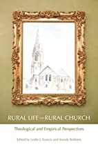 Rural Life and Rural Church: Theological and…