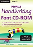 Williams, Adrian: Penpals for Handwriting Font CD-ROM