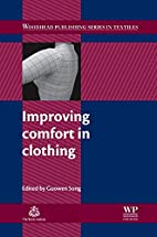 Improving Comfort in Clothing (Woodhead…