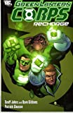 Johns, Geoff: Green Lantern Corps: Recharge