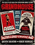 Quentin Tarantino; Robert Rodriguez: Grindhouse: The Sleaze-filled Saga of an Exploitation Double Feature