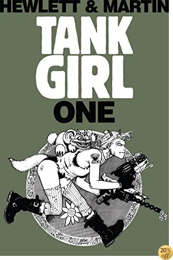TTank Girl 1 (Remastered Edition) (Bk. 1)