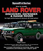 Land Rover Discovery, Defender & Range…