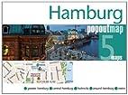 Hamburg : Popout map by Popout Maps