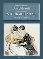 A Long Ago Affair: Tales from Caravan, The…