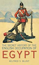 Secret history of the English occupation of…
