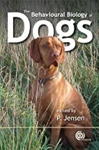 The Behavioural Biology of Dogs (Cabi…