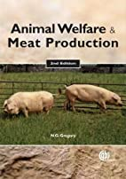 Animal Welfare and Meat Production by…