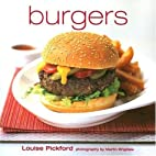 Burgers by Louise Pickford