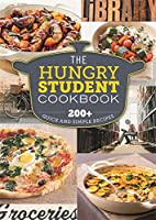 The Hungry Student Cookbook: 200 quick and…