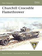 Churchill Crocodile Flamethrower (New…