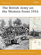 The British Army on the Western Front 1916…