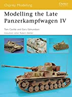 Modelling the Late Panzerkampfwagen IV…