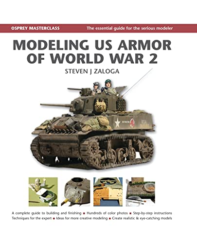 modeling-us-armor-of-world-war-2-modelling-masterclass