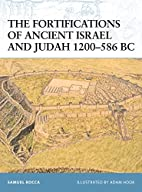 The Fortifications of Ancient Israel and…