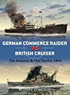 German Commerce Raider vs British Cruisers…