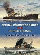 German Commerce Raider vs British Cruisers…