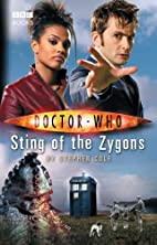 Sting of the Zygons by Stephen Cole