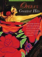 Opera's Greatest Hits (Solo Piano) by Hal…