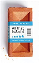 All That Is Solid: How the Great Housing…