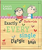 Exactly Three Classic Charlie and Lola Books…