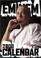 Eminem Unofficial Calendar 2008 (A3…