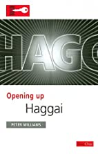 Haggai (Opening Up) by Peter Williams