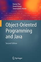 Object-Oriented Programming and Java by…