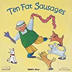 Ten Fat Sausages (Classic Books With Holes)…