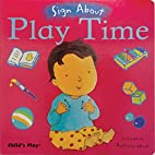 Play Time (Sign About) by Anthony Lewis
