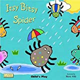 Nora Hilb: Itsy Bitsy Spider (Classic Books with Holes)