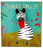 Zebra's Sneeze (Pardon Me!) by Maxine Lee
