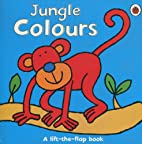 Jungle Colours A lift-the-flap book by Mandy…