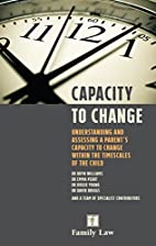 Capacity to Change: Understanding and…