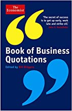 The Economist Book of Business Quotations by…