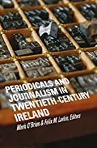 Periodicals and journalism in…